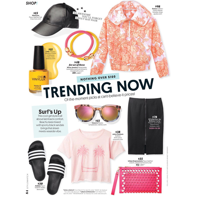 Be Curvy By Bobeau Is Feature In Stylewatch Magazine Bobeau